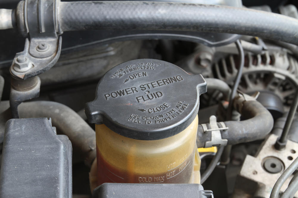 Check Power Steering Fluid >> How To Check Add Power Steering Fluid On A Mercedes